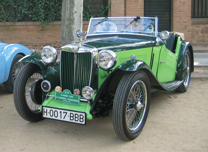 1939 Magníficent MG TA For Sale (picture 1 of 6)
