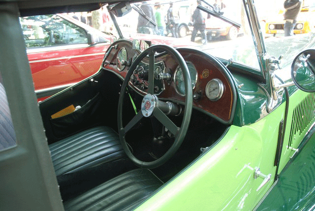 1939 Magníficent MG TA For Sale (picture 3 of 6)