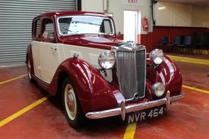 MG YB 1953 - To be auctioned  31-01-20 For Sale by Auction