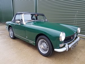 MG MIDGET Previously Restored, Excellent Throughout