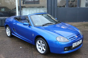 2003 MGTF COOL BLUE,64000 MLS,NEW HEADGASKET,BELT&PUMP