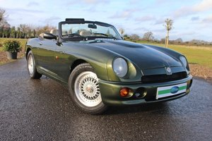 1995 MG RV8, 23500 MILES RECORDED For Sale