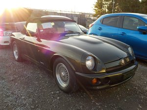 1994 MG RV8 4.0 CONVERTIBLE WOODCOTE GREEN * TOP GRADE * LOW MILE For Sale