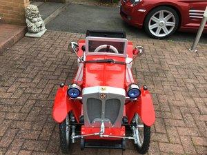 Mg pedal car
