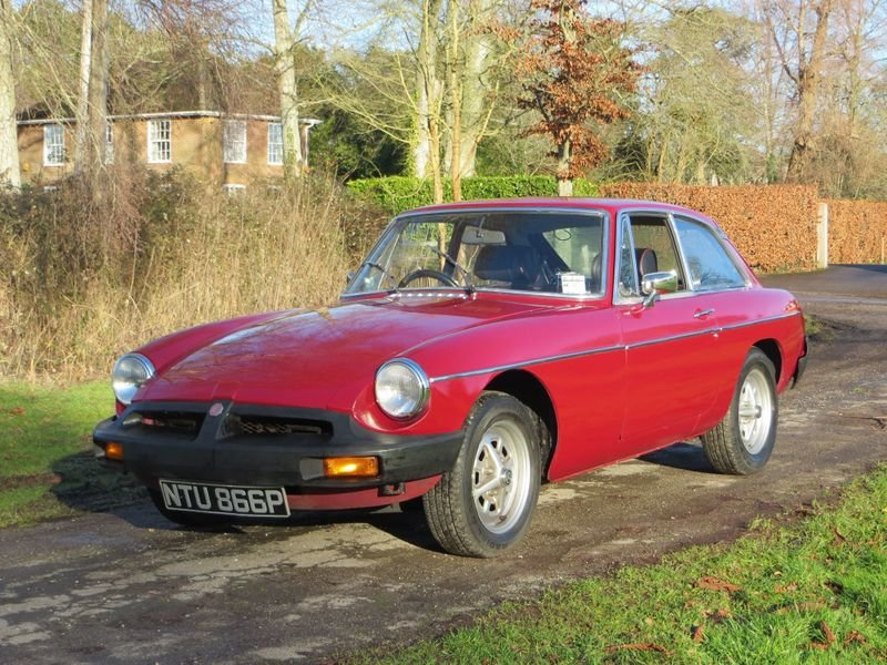1976 Ebay Auction Live Mgb Gt For Sale Car And Classic