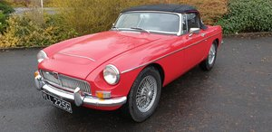 1969 MG C Roadster SOLD by Auction