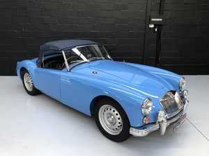 1959 MGA 1600 DeLuxe For Sale