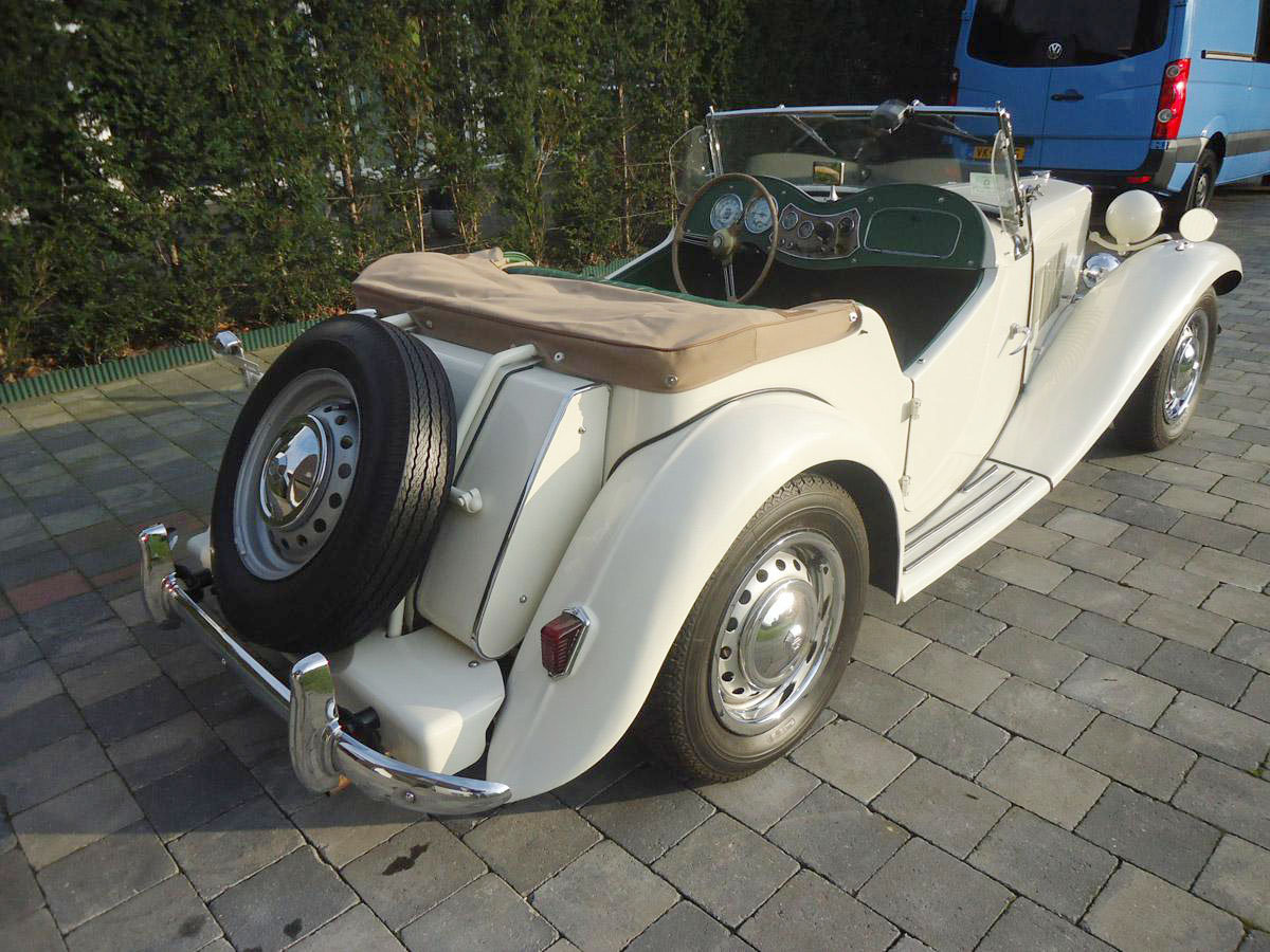 1952 MG TD 17 Jan 2020 For Sale by Auction (picture 4 of 5)