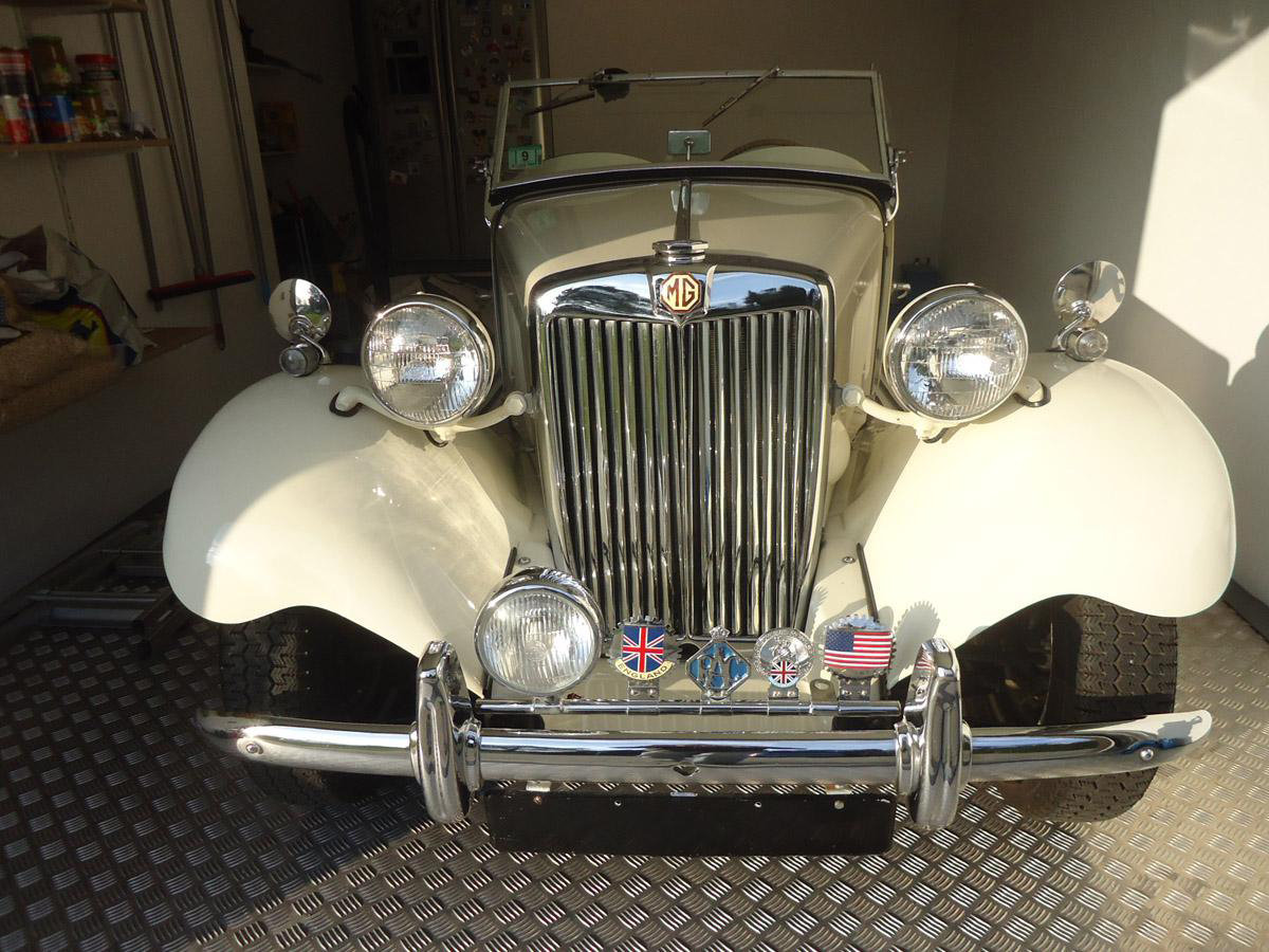 1952 MG TD 17 Jan 2020 For Sale by Auction (picture 5 of 5)