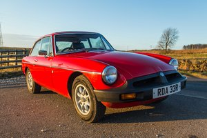 1977 MGB GT - Great Usable Classic For Sale