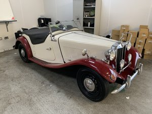 1953 MG TD Stunning Vehicle, Great Drive