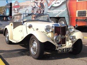 1951 MG midget TD