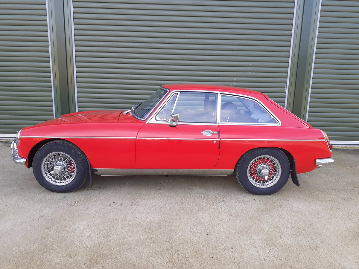 1969 MG MGB GT SOLD (picture 4 of 6)