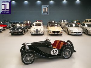 1934 EX RACING MG PA from QUATTRORUOTE  MUSEUM For Sale
