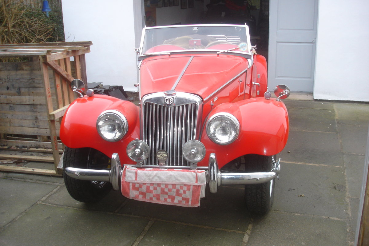 1954 MG TF FOR SALE For Sale (picture 2 of 6)