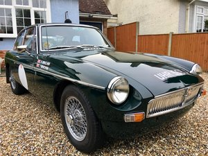 "MGB GT 1.8 3 FORMER OWNERS""FULLY RESTORED 1971  (J)   For Sale"