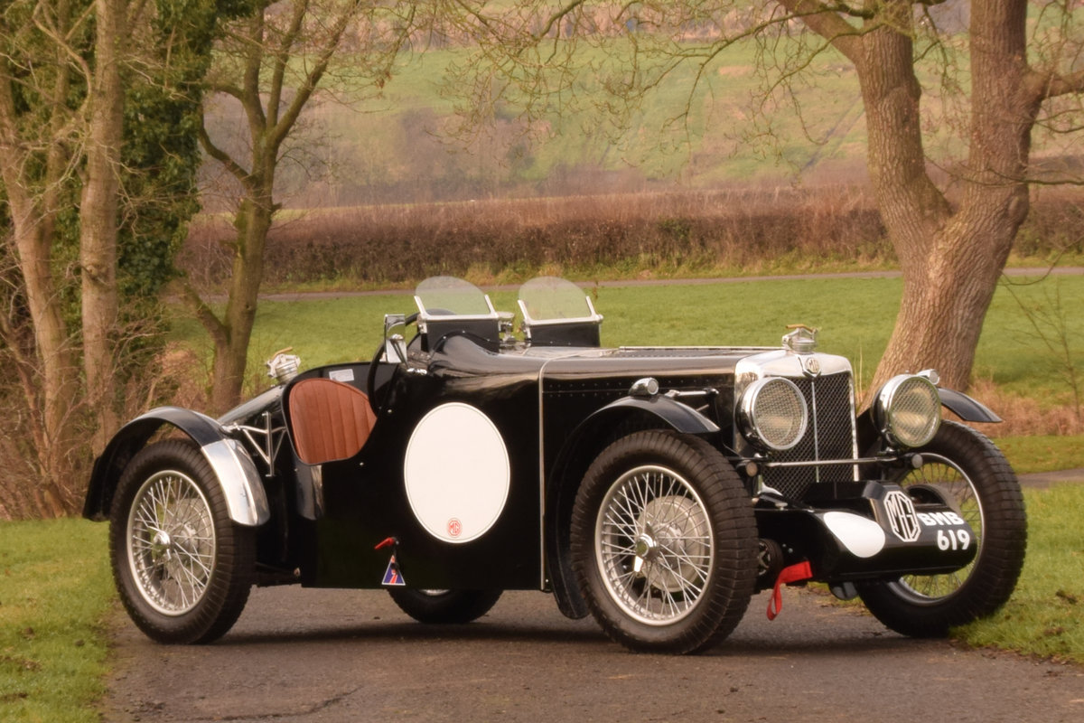 1935 MG PA/Q NA  SOLD (picture 1 of 6)