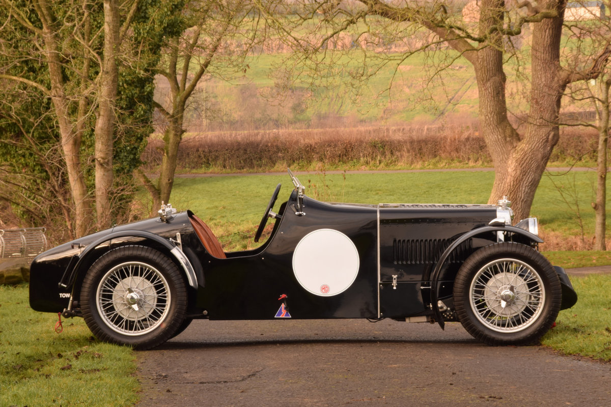 1935 MG PA/Q NA  SOLD (picture 2 of 6)