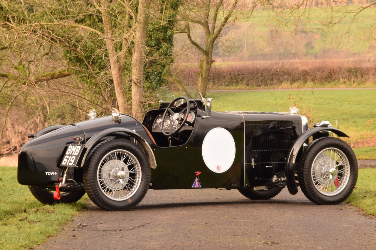 1935 MG PA/Q NA  SOLD (picture 3 of 6)