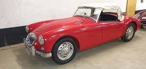 1959 MGA 1600 french registration original For Sale