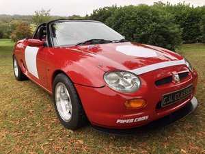 1995 MG F Factory Hillclimb car