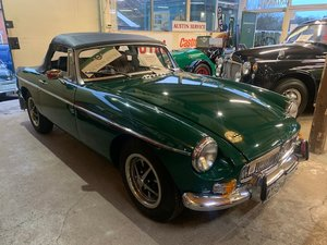 1971 MG B Roadster For Sale by Auction