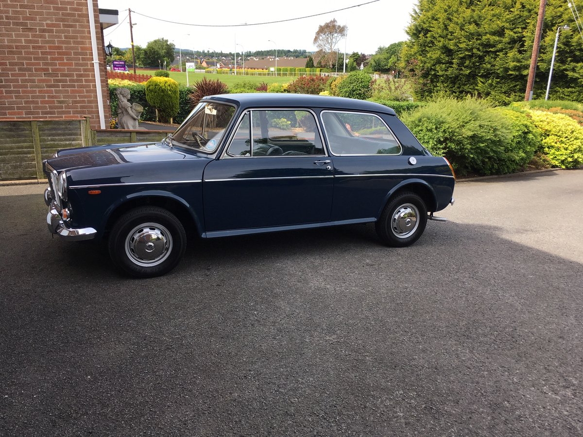 1971 MG 1300 (Preliminary Notice of Sale) SOLD (picture 6 of 6)