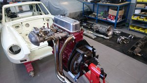 1969 Peter Burgess Sprint MGB engine, 124 RWHP For Sale
