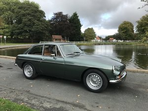 Picture of 1970 MGB GT fully rebuilt  For Sale