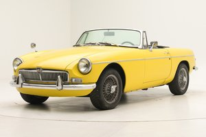 MGB roadster 1969 For Sale by Auction