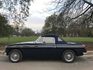 Picture of 1971 MGB Roadster Heritage bodyshell  For Sale