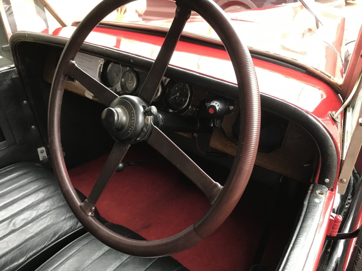1929 MG 14/40 Two Seater with Dickey For Sale (picture 5 of 18)