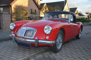 1957 MGA 1500 LHD Super condition  For Sale