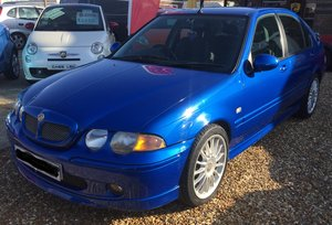 2001  MG ZS 180 2.5l V6