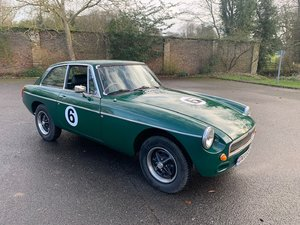 1979 MG B GT SOLD by Auction