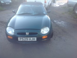 MGF VVC Cheap Winter Project