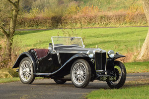Picture of 1935 MG PB SOLD