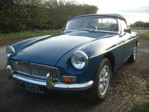MGB Roadster PRICE REDUCED FOR QUICK SALE