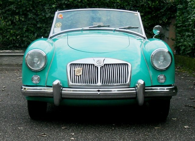 1956 MGA ROADSTER For Sale (picture 1 of 6)