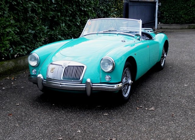 1956 MGA ROADSTER For Sale (picture 3 of 6)