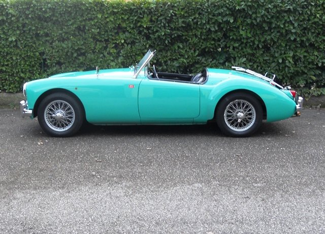 1956 MGA ROADSTER For Sale (picture 4 of 6)