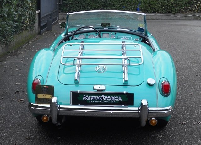 1956 MGA ROADSTER For Sale (picture 6 of 6)