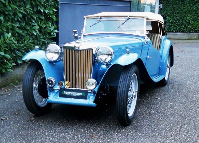 1949 MG TC SPORTS For Sale (picture 1 of 6)