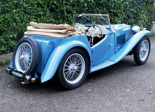 1949 MG TC SPORTS For Sale (picture 2 of 6)