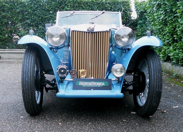 1949 MG TC SPORTS For Sale (picture 3 of 6)