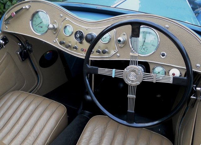 1949 MG TC SPORTS For Sale (picture 5 of 6)