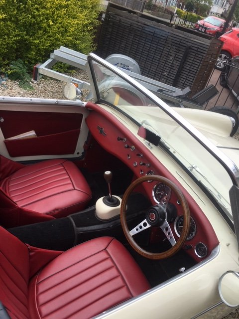 1962 MG MIDGET MK1   For Sale (picture 3 of 5)