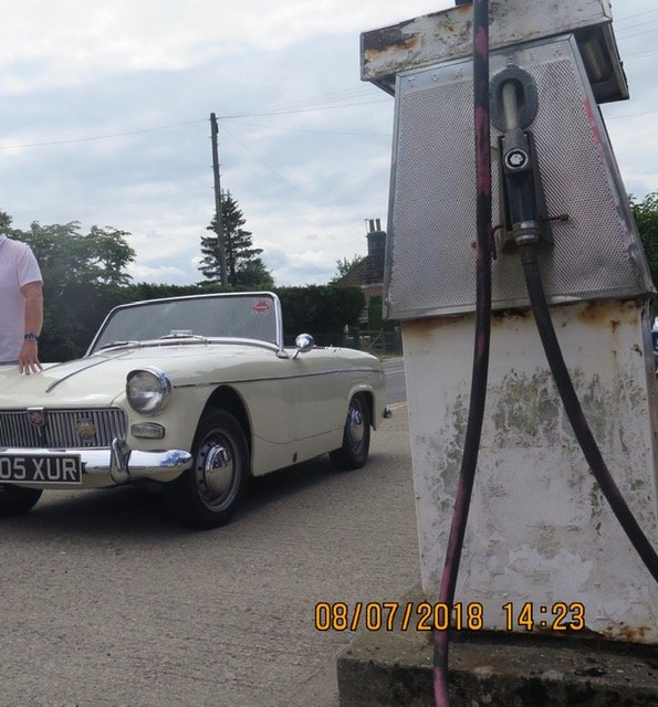 1962 MG MIDGET MK1   For Sale (picture 5 of 5)