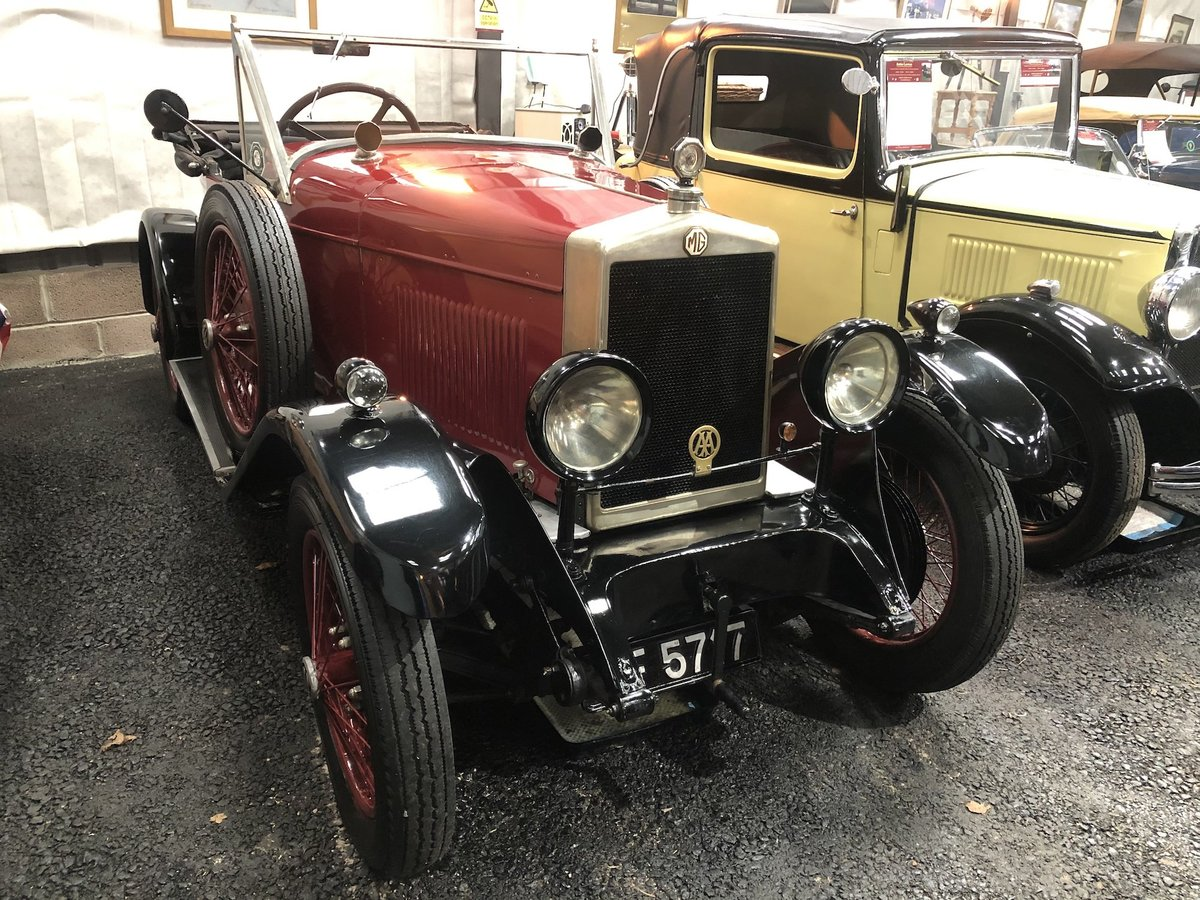 1929 MG 14/40 Two Seater with Dickey For Sale (picture 1 of 18)