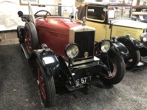 1929 MG 14/40 Two Seater with Dickey